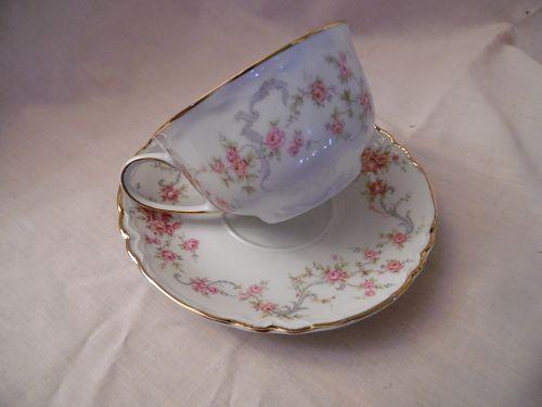Vintage  Richelieu Hutschenreuther  cup and saucer set