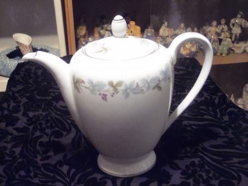 Vintage Fine China of Japan pattern 6701 coffee pot