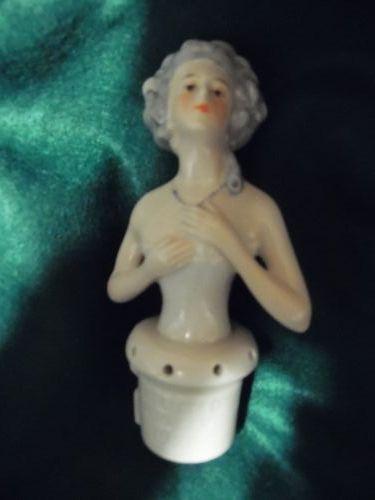 Antique Munzer half Doll 1926 Germany
