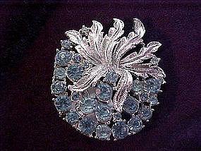 Light blue Coro pin