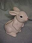 Rabbit planter