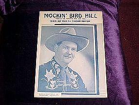 Mockin Bird Hill by Vaughn Horton