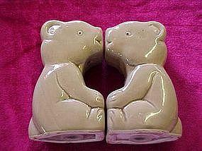 Kissing Koala bear salt and pepper shakers