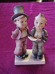 "Hummel 5"" Duet figurine TMK2"