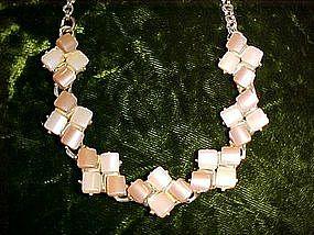 Vintage costume necklace Nice