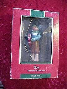 Hallmark, SON, keepsake ornament 1989