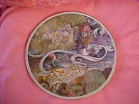 Aladdin and the wonderful lamp, Liliane Tellier