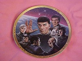 Unification, Star Trek the next Generation,The Episodes