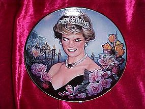 """Franklin Mint """"Forever our Princess"""", collector plate"""