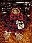 Clara, Boyd's Bear, Artisian series, Mint with all tags
