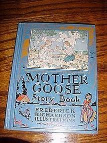 Mother Goose story book, Frederick Richardson 1940
