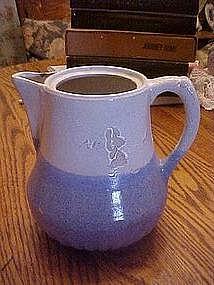 Old salt glazed pitcher, no lid