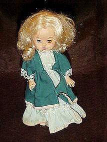 Vintage  Ginny style vinyl doll, Hong Kong