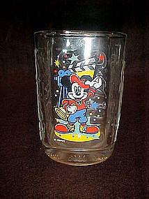 Mickey Mouse Walt Disney World. millenium  glass