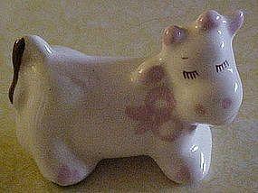 Rio Hondo cow figurine