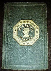 Rare Book, The Practical Phrenologist O.S. Fowler 1869