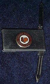 Safety award money clip/knife LP Sierra Division
