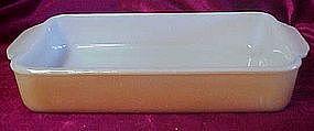 Fireking copper tint 1 1/2 qt loaf pan