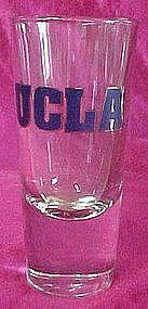 """UCLA Big shot glass 6 1/4"""", WOW!!"""