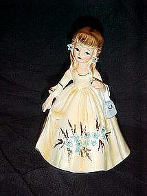 Marika's Original girl figurine by Lefton