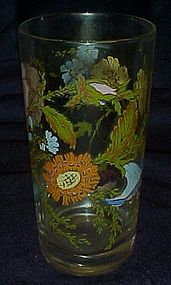 """Federal glass Dorothy Thorpe tall water glass 5 5/8"""""""