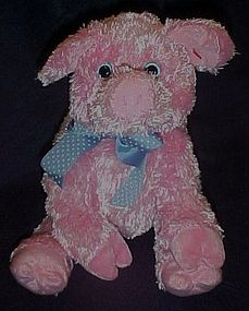 """Ty Hamlet the pig, just like new 14"""" plush"""