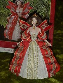 Hallmark Keepsake Holiday Barbie 1997 ornament