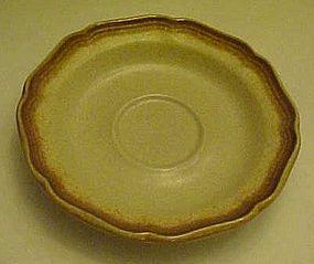 Mikasa Whole Wheat saucer