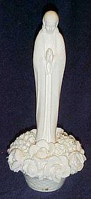 Lenwile Ardalt Praying Madonna candle holder