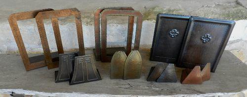 Roycroft Copper Bookends Selection-Your Choice