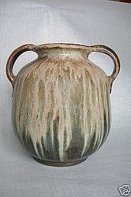 Exceptional Large Vase by G. Ponsart Bouffioulx