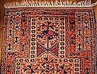 ANTIQUE BALUCH PRAYER RUG, MINT