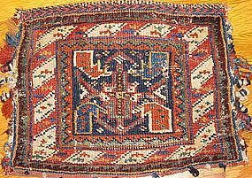 ANTIQUE AFSHAR CHANTEH, 19TH CENTURY