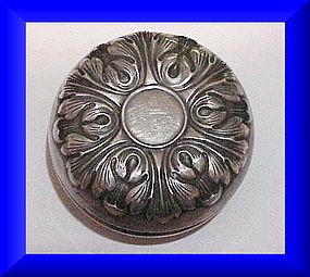 Gorham sterling silver Yo-Yo Art Nouveau style