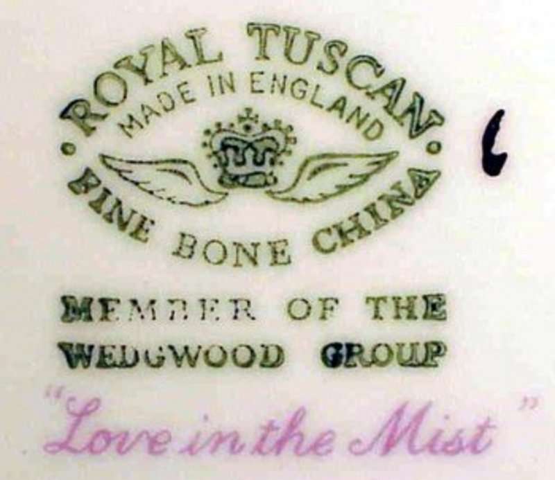 LOVE IN THE MIST-PINK by TUSCAN/ROYAL TUSCAN