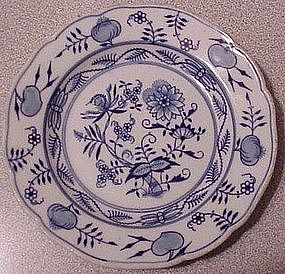 Meissen bread and butter plate