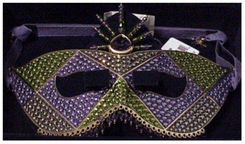 Swarovski Mask 2001 Limited Edition (MIB) #2778/3000