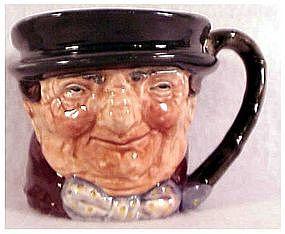 "Royal Doulton Tony Weller character jug- A Mark 3 1/4"""