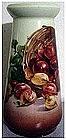 Z.S. & Co  basket of figs Bavarian vase