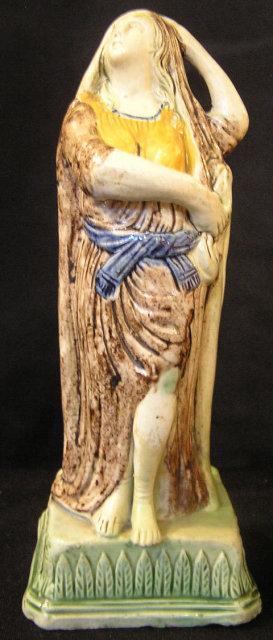 Staffordshire Pearlware Figure of Hope