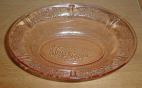 """Pink SHARON 9 1/2"""" Oval Vegetable Bowls"""