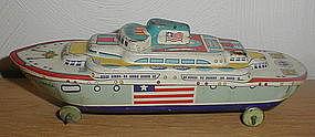 "Wyandotte SS America Ship 7"""
