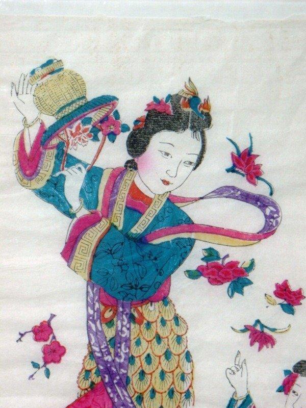 Chinese New Year Print Chang E