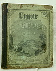 1867 Guyot Intro to Geography Book Primary School