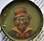 C1910 RareEarly Black Memorabilia Wide-Eyed Black Man Dexterity Puzzle