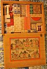 C1920s Architectural Wood Building Blocks Set Germany Weimar Republic