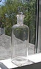 C1900 Wright's Patent Apothecary Pharmacy Bottle