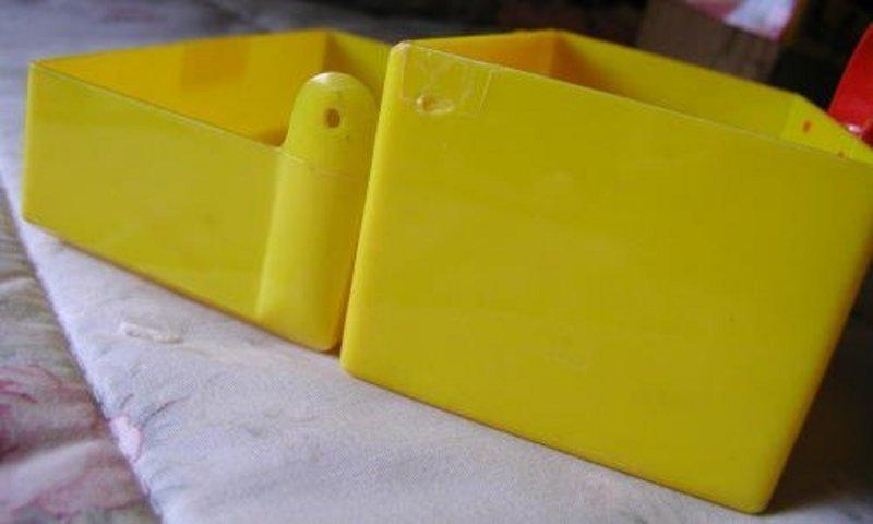 Black Memorabilia Aunt Jemima Yellow Fosta Recipe Box