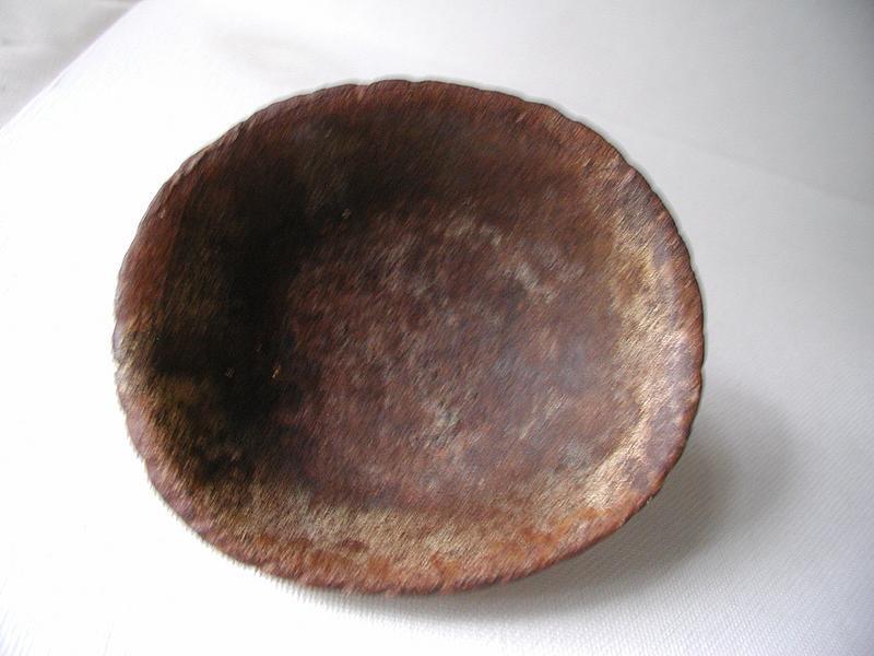 C1920s Authentic Cast Iron Hubley Black Mammy Soap Dish