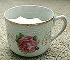 1880s Victorian Barber Shop Mustache Shaving Mug Cup